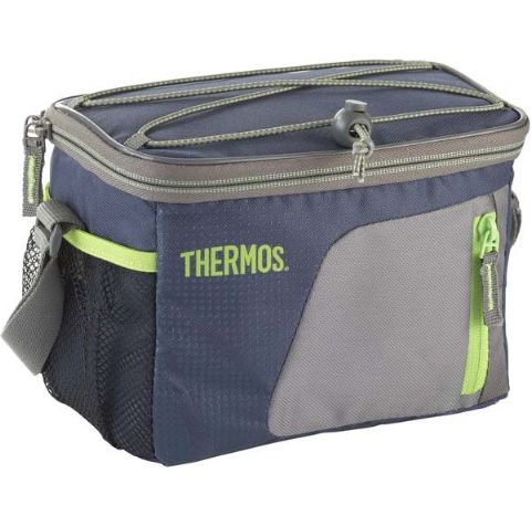 Thermos Radiance Navy Insulated 6 Can Cool Bag